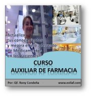 Curso virtual auxiliar de farmacia